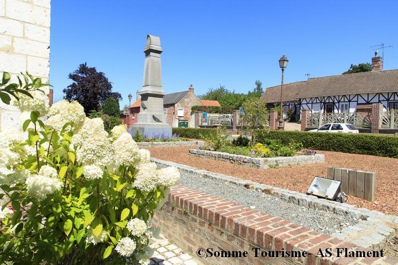 bouvaincourt sur bresle, villes et villages fleuris