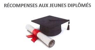 récompenses jeunes diplômes